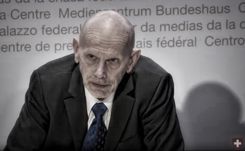 Conférence de presse à Berne