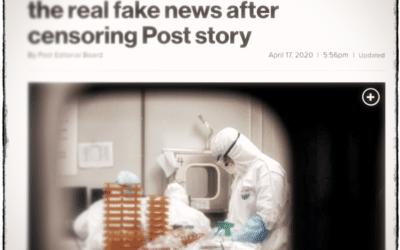 CENSURE • Facebook, les «véritables fake news»