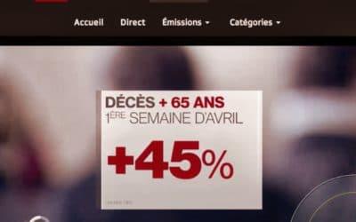SUISSE • RTS, la fabrique de l'alarmisme