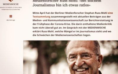 MÉDIAS • Un médiologue allemand exaspéré