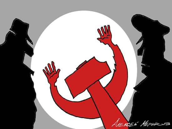 RUSSIE • Qui a peur de Platochkine?