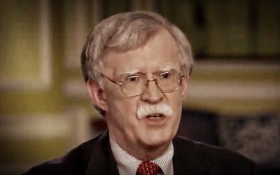 USA • Bolton vs Trump, la moustache venimeuse