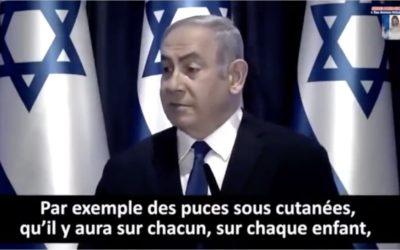 ISRAËL • Bibi, tu ne puceras pas nos enfants!