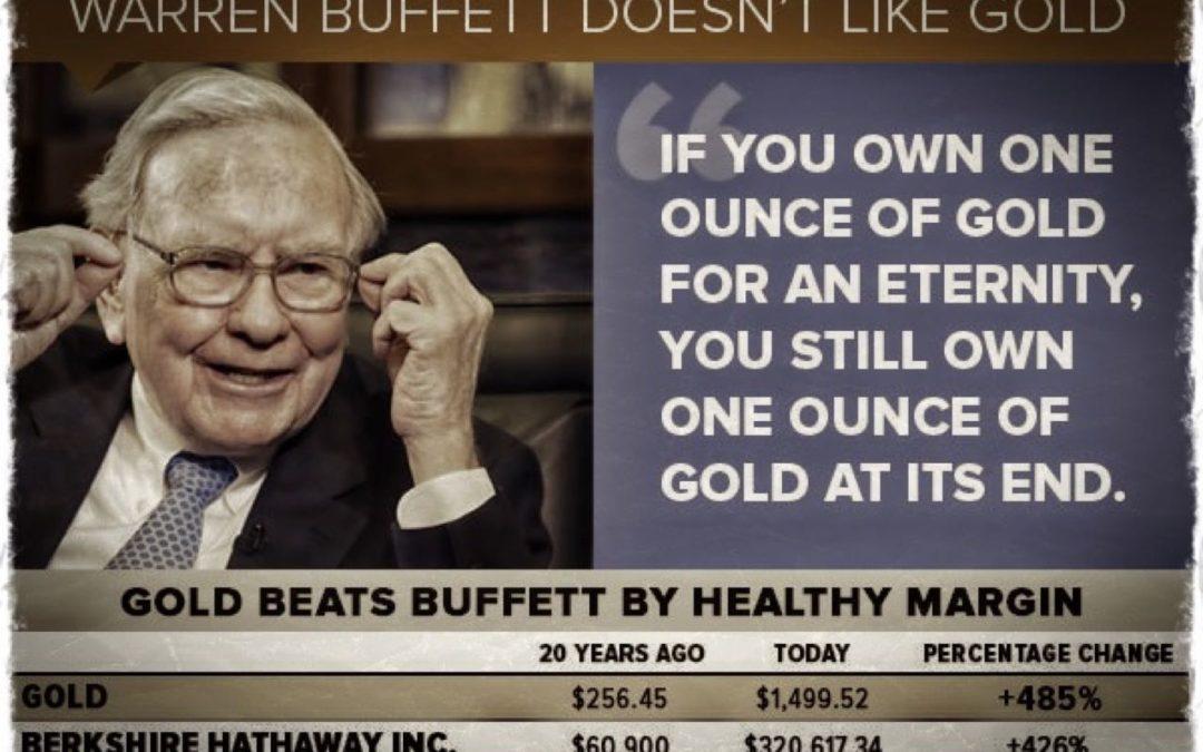 BOURSE • Pariez sur l'or, les vaccins et les cacahuètes!