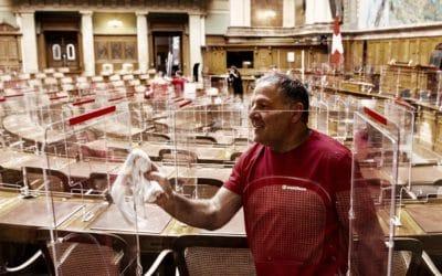 COVID_19 • Le parlement suisse s'autocongédie, reste le référendum