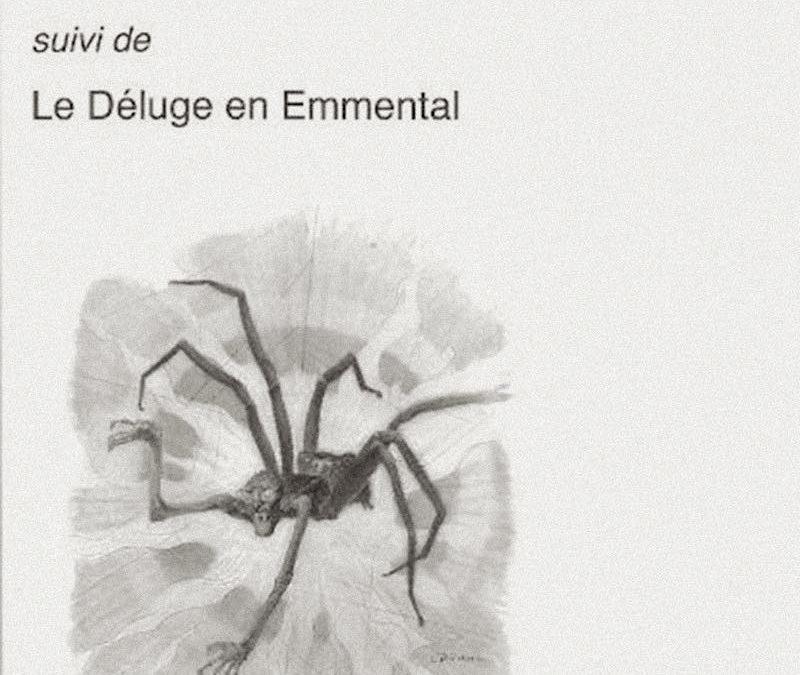 LISEZ-MOI ÇA • «L'araignée noire» de Gotthelf