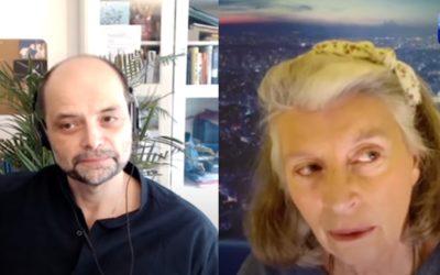 ENTRETIEN • Anne Brassié et Slobodan Despot sur TVL