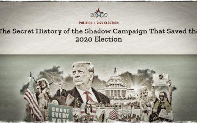 COMPLOT •«Trump avait raison», selon TIME Magazine