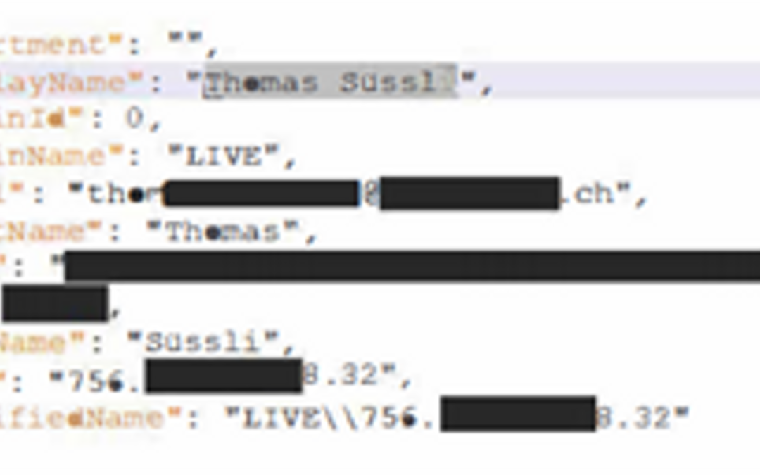 ARMÉE SUISSE • Même pas besoin de hackers…