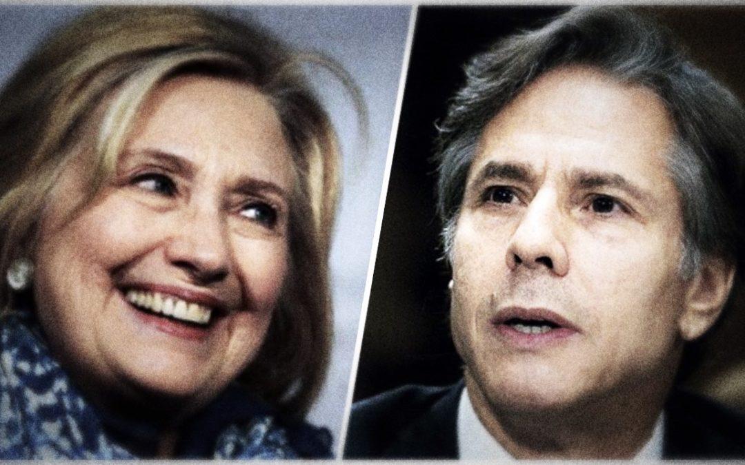 USA • Hillary et son double