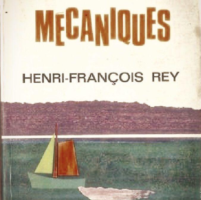 LISEZ-MOI ÇA! • «Les pianos mécaniques» d'Henri-François Rey