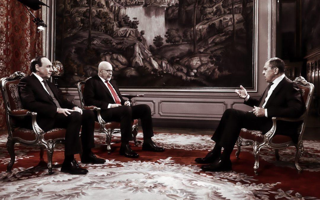 RUSSIE • Le monde en 2021 vu par Lavrov