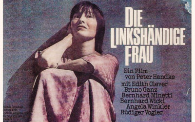 LISEZ-MOI ÇA! • «La femme gauchère» de Handke