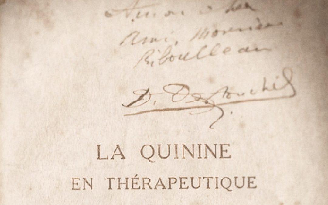 TRIBUNE • La quinine, Céline et le professeur Raoult