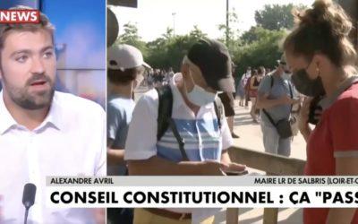 TRIBUNE • Un maire dit NON à la discrimination sanitaire