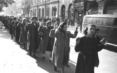 Le sort des Juifs de Hongrie et les à-coups de la persécution totalitaire